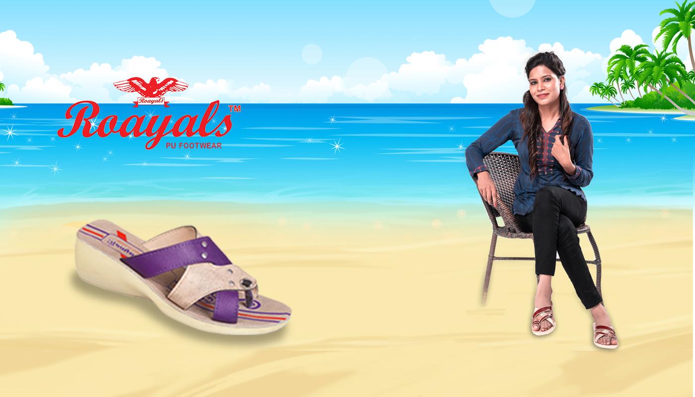 Ladies Fashion Footwear Manufacturers in Jaipur